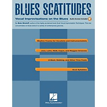 Music Sales Blues Scatitudes Music Sales America Series Softcover with disk