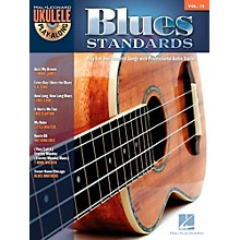 Hal Leonard Blues Standards - Ukulele Play-Along Volume 19 Book/CD