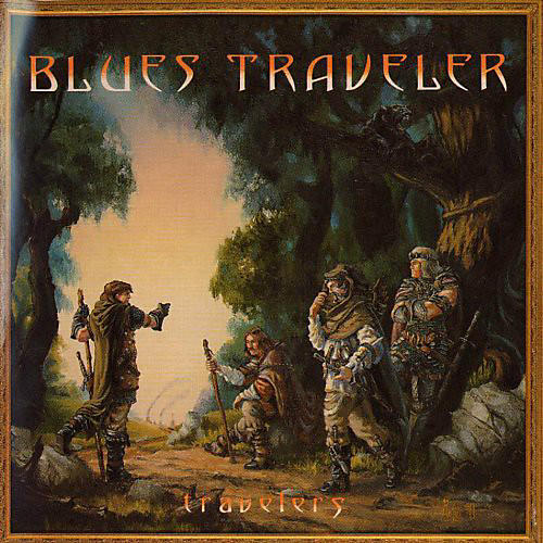 Alliance Blues Traveler - Travelers and Thieves