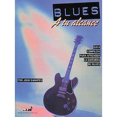 Hal Leonard Blues You Can Use Spanish Edition (Book/CD)