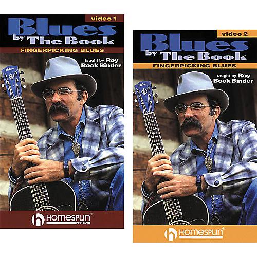 Homespun Blues by the Book 2-Video Set (VHS)