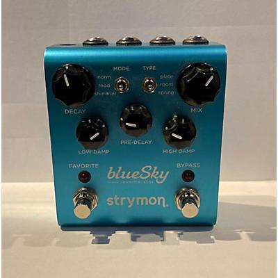 Strymon Bluesky Reverb Effect Pedal