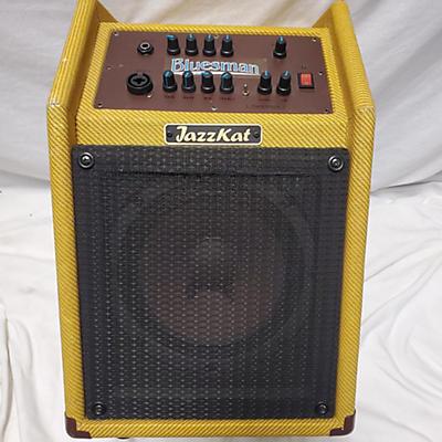 JazzKat Amps Bluesman Acoustic Guitar Combo Amp