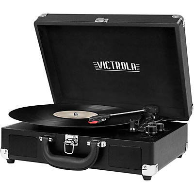 Victrola Bluetooth Portable Suitcase Record Player