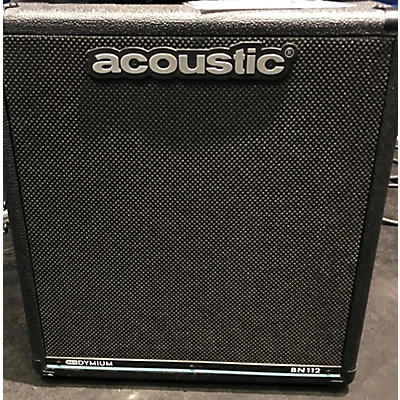 Acoustic Bn112 Bass Cabinet