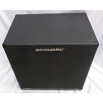 Acoustic Bn115 Bass Cabinet