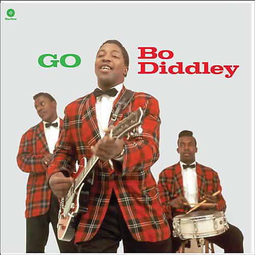 Alliance Bo Diddley - Go Bo Diddley