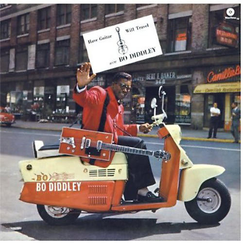 Alliance Bo Diddley - Have Guitar Will Travel