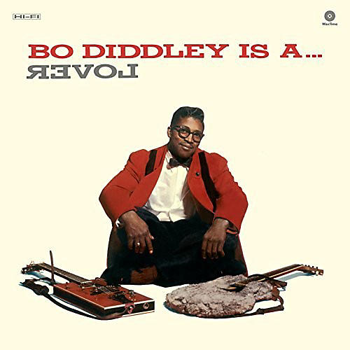 Alliance Bo Diddley - Is a Lover