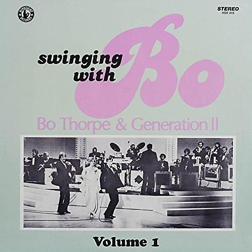 Alliance Bo Thorpe & Generation II - Swinging with Bo 1
