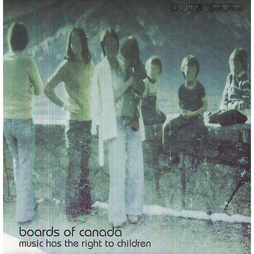 Alliance Boards of Canada - Music Has the Right to Children