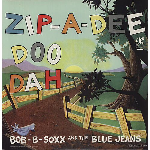 Alliance Bob B. Soxx & the Blue Jeans - Zip-A-Dee-Doo-Dah