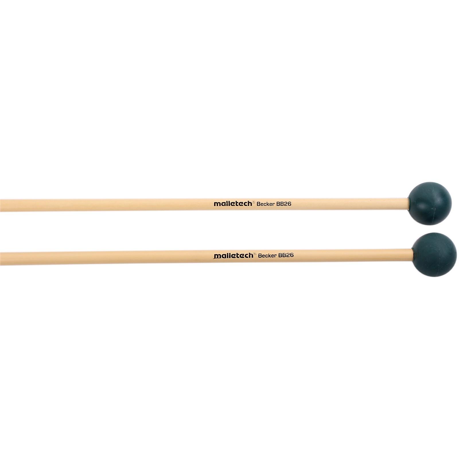 Malletech Bob Becker Xylophone Mallet - Medium Hard