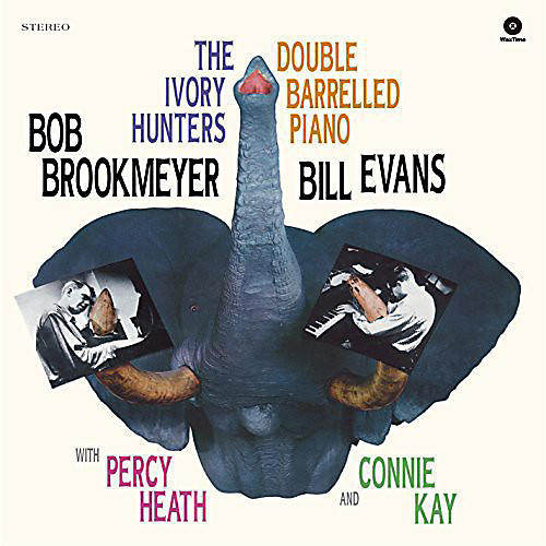 Alliance Bob Brookmeyer - Ivory Hunters