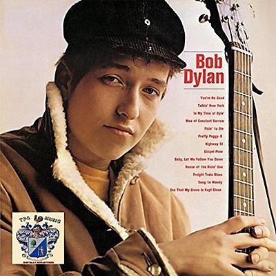 Bob Dylan - Bob Dylan (MOV Transition)