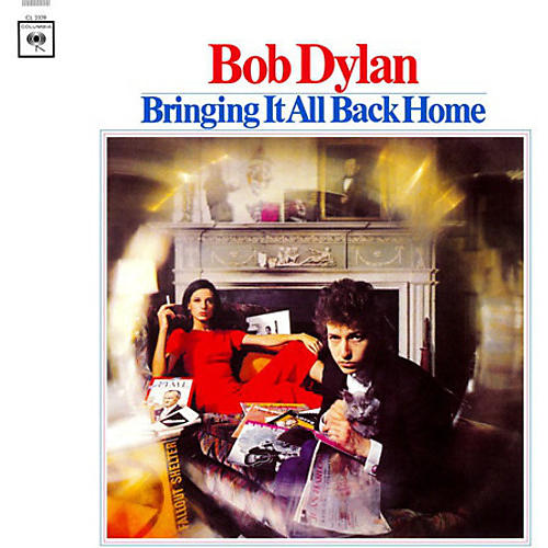 Alliance Bob Dylan - Bringing It All Back Home