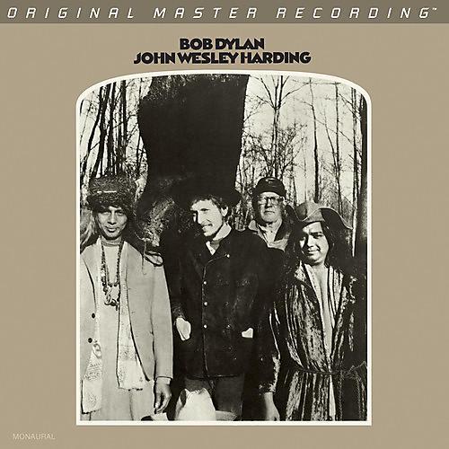 Alliance Bob Dylan - John Wesley Harding