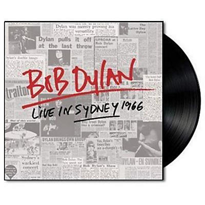Bob Dylan - Live In Sydney 1966