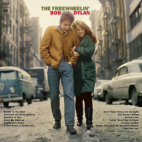 Alliance Bob Dylan - The Freewheelin' Bob Dylan