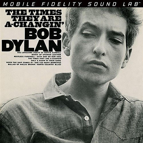Alliance Bob Dylan - The Times They Are A-Changin