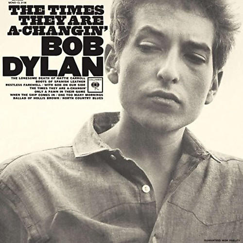 Alliance Bob Dylan - Times They Are A Changin