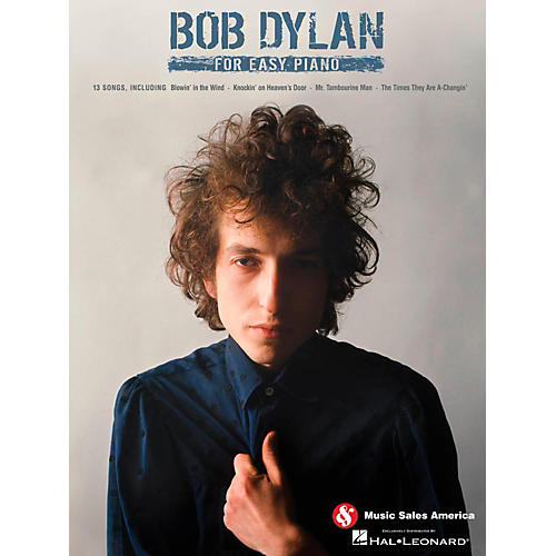 Music Sales Bob Dylan For Easy Piano