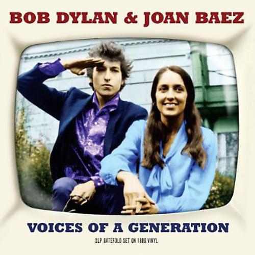 Alliance Bob Dylan & Joan Baez - Voices of a Generation