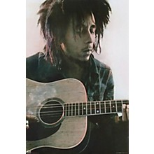 Hal Leonard Bob Marley - Acoustic - Wall Poster