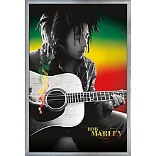 Trends International Bob Marley - Acoustic Guitar Poster