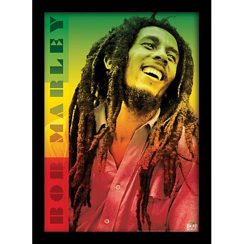 Ace Framing Bob Marley - Colors 24x36 Poster