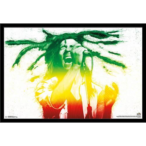 Trends International Bob Marley - Electric Poster