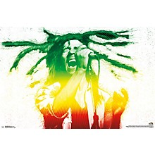 Trends International Bob Marley - Electric Poster
