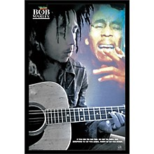 Trends International Bob Marley - Guitar Poster