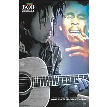 Trends International Bob Marley - Guitar Poster