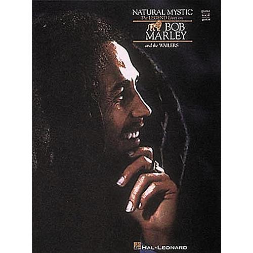 Hal Leonard Bob Marley - Natural Mystic Piano, Vocal, Guitar Songbook