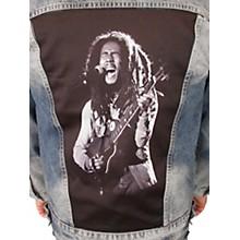 Dragonfly Clothing Bob Marley - Rasta - Boys Denim Jacket