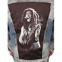 Dragonfly Clothing Bob Marley - Rasta - Girls Denim Jacket