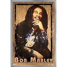 Trends International Bob Marley - Retro Poster