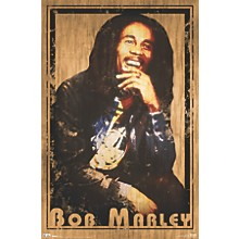 Trends International Bob Marley - Retro Poster