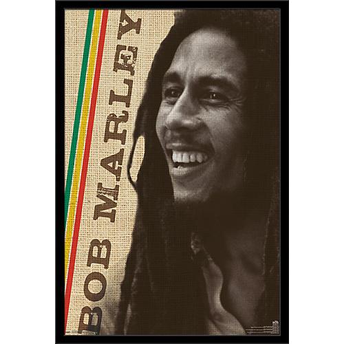 Trends International Bob Marley - Smile Poster