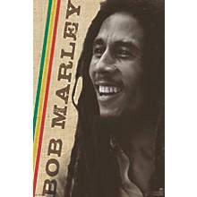 Bob Marley - Smile Poster Rolled Unframed