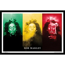 Trends International Bob Marley - Smoke Trio Poster