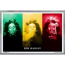 Trends International Bob Marley - Smoke Trio Poster