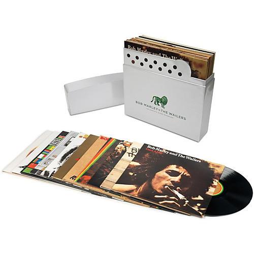 Alliance Bob Marley - The Complete Island Recordings [Rigid Box] [Box Set]