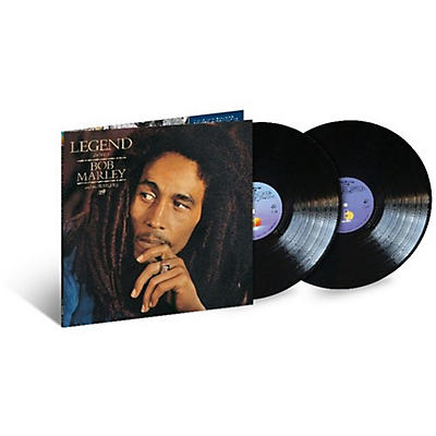 Bob Marley & Wailers - Legend - The Best Of Bob Marley & The Wailers