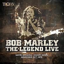 Bob Marley & Wailers - Legend Live In Santa Barbara