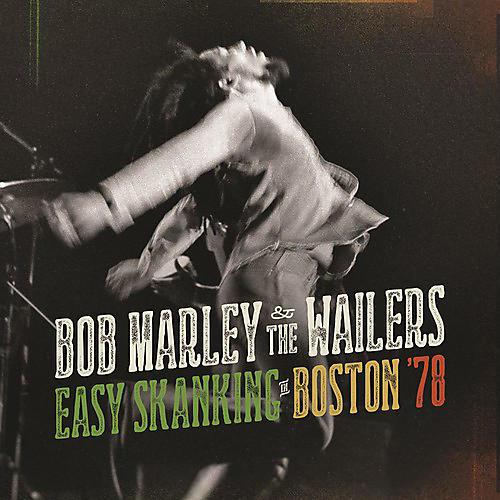 Alliance Bob Marley & the Wailers - Easy Skanking in Boston 78