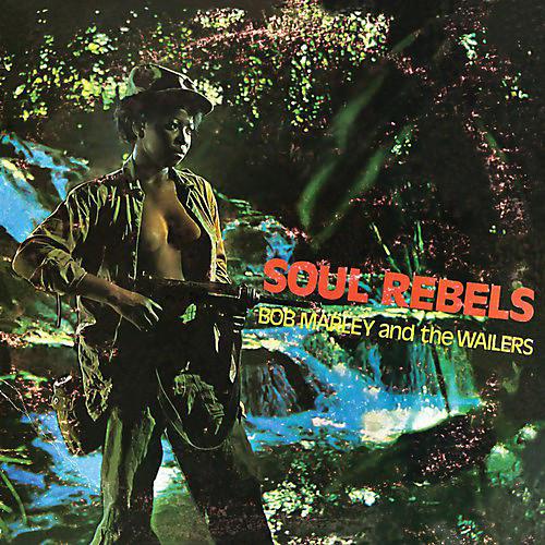 Alliance Bob Marley & the Wailers - Soul Rebels