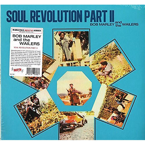 Alliance Bob Marley & the Wailers - Soul Revolution PT.2