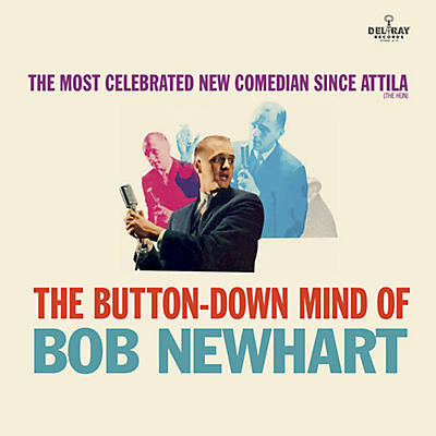 Bob Newhart - Button-down Mind Of Bob Newhart